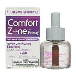 48 ml Comfort Zone Plug-In Refill with Feliway