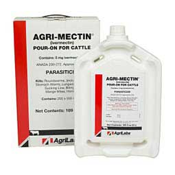 Agri-mectin Pour-on 5 Liter - Item # 29849