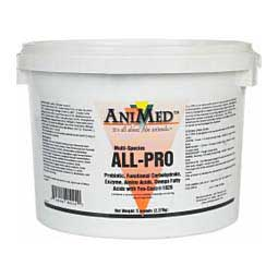 Multi-Species ALL-PRO Probiotic for Animals 5 lb - Item # 29858