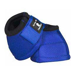 Dy-No-Turn Bell Boots Blue - Item # 30243