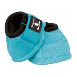 Dy-No-Turn Bell Boots Turquoise - Item # 30243
