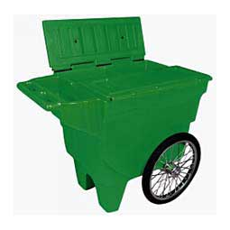 Sportote Feed Cart Green - Item # 30313