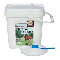 Command Electro-Hydrate Horse Electrolyte 8 lb (182 days) - Item # 30610