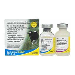 Bovi-Shield Gold FP5 L5 Cattle Vaccine 5 ds - Item # 31275