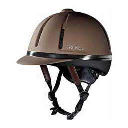 Legacy Gold Duratec Helmet Chocolate - Item # 31337