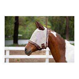 Fly Mask w/Ears Tan - Item # 31375