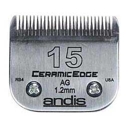No. 15 Andis Ceramic Edge Blades
