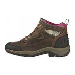 Terrain Womens Lacers Brown/Camo - Item # 31485