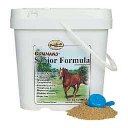 Command Senior Powder 6.35 lb (60 days) - Item # 32198