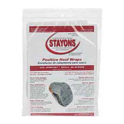 STAYONS Clay/Epsom Poultice Hoof Wrap 2 ct - Item # 32229