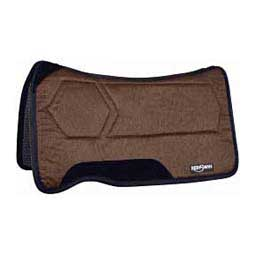 Brown MPR Tacky Saddle Pad