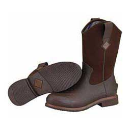 Chocolate Womens Ryder Mid Chore Boots