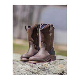Womens Ryder Mid Chore Boots Chocolate - Item # 32294