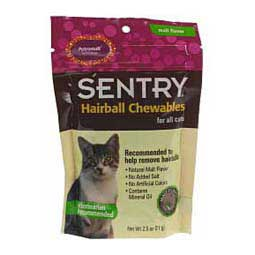 Malt Sentry Petromalt Hairball Relief Chewables