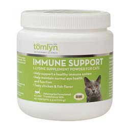 L-Lysine Powder for Cats 100 gm - Item # 32362