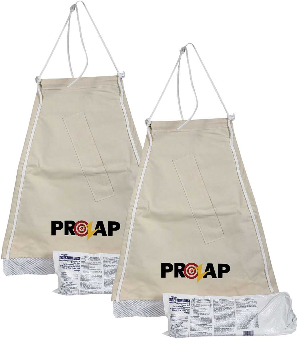 9f8bf3e77d Prozap Insectrin Dust Bag Kit