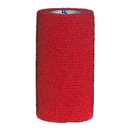 Co-Ease Cohesive Bandage Red - Item # 32620