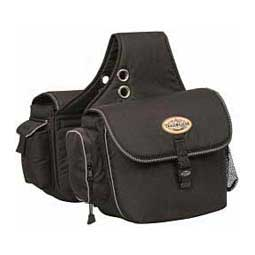 Trail Gear Saddle Bag Black - Item # 32645