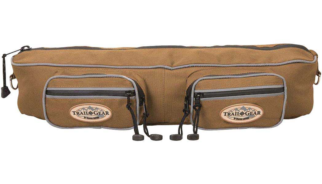 Trail Gear Cantle Bag Brown Item 32646