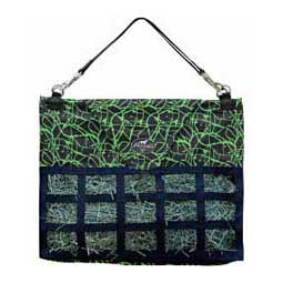 Lime Splatter Medium Feed Hay Bag