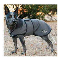 Charcoal.Black Professional's Choice Dog Jacket