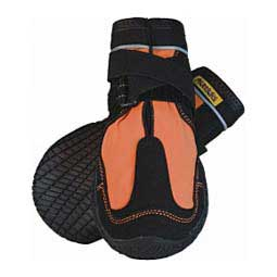 Muttluk Snow Mushers Dog Boots Orange - Item # 33111