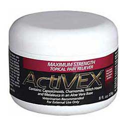 ActiVEX Topical Pain Reliever Max for Horses 8 oz - Item # 33296