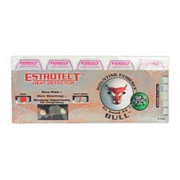 Estrotect Heat Detector Mounting Evidence Pink 50 ct - Item # 33861