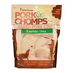 Premium Pork Chomps Baked Pork Chipz