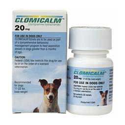 Clomicalm Tablets for Dogs 20 mg/30 ct - Item # 339RX