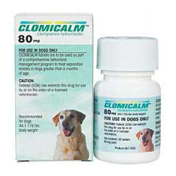 Clomicalm for Dogs 80 mg 30 ct - Item # 341RX