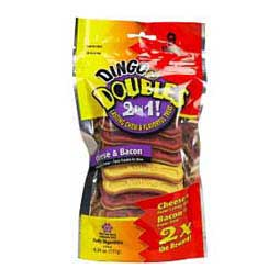 Dingo Doubles Bacon & Cheese 9 pk - Item # 34269