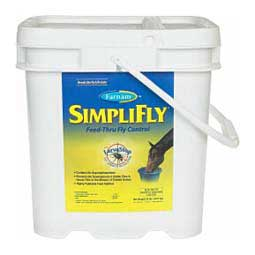 20 lb (320 days) Simplifly with Larvastop Fly Growth Regulator