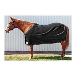 Black/Tan Cotton Show Horse Sheet