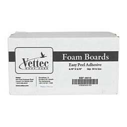 Adhesive Foam Boards 50 ct (5.75'' x 5.7'') - Item # 34816