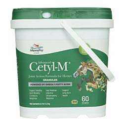 Advanced Cetyl M Joint Action Formula for Horses 5.1 lb (15-60 days) - Item # 35115