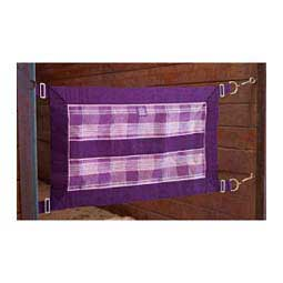 Stall Guard Plum Plaid - Item # 35168