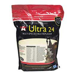 Grade A Ultra 24 Multi-Species Milk Replacer 4 lb - Item # 35324
