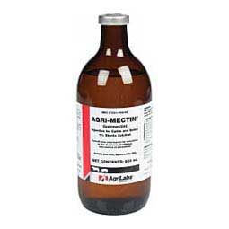 Agri-Mectin Injection for Cattle and Swine 500 ml - Item # 35852