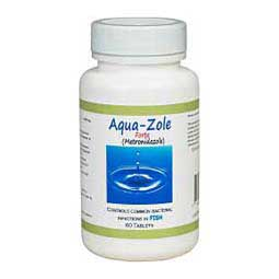 Aqua-Zole Forte Fish Antibiotic 60 ct - Item # 35925