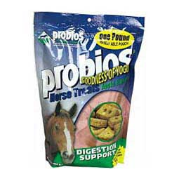 Probios Digestion Support with Probiotics Horse Treats Apple - Item # 36005