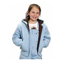 Girls Active Jacket Light Blue - Item # 36592