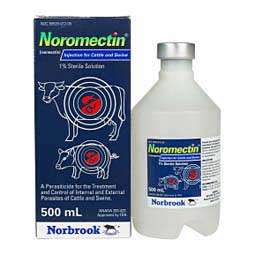 500 ml Noromectin Injection (Cattle & Swine)