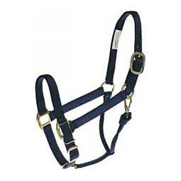 Brookside Personalized Horse Halter Navy - Item # 36963
