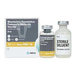 Once PMH IN Cattle Vaccine 10 ds - Item # 37064