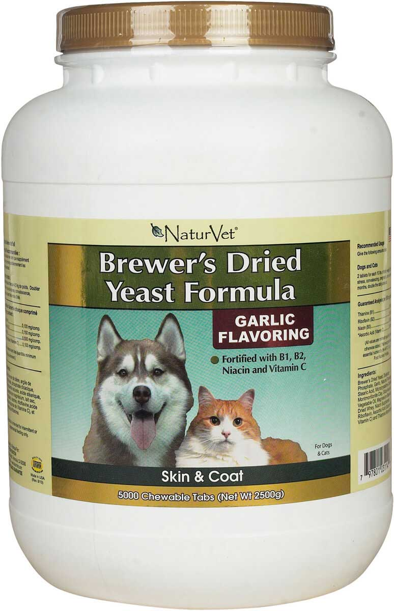 Brewer S Dried Yeast Formula With Garlic Flavoring For