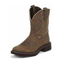 Barnwood Brown Justin Gypsy Cowgirl Boots for Women