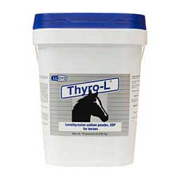Thyro-L Levothyroxine Sodium Powder for Horses 10 lb - Item # 371RX