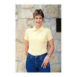 Womens Work Polo Butter - Item # 37217
