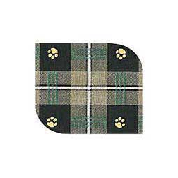Supersoft Ultra Dog Bed Replacement Cover Paw Print M - Item # 37249